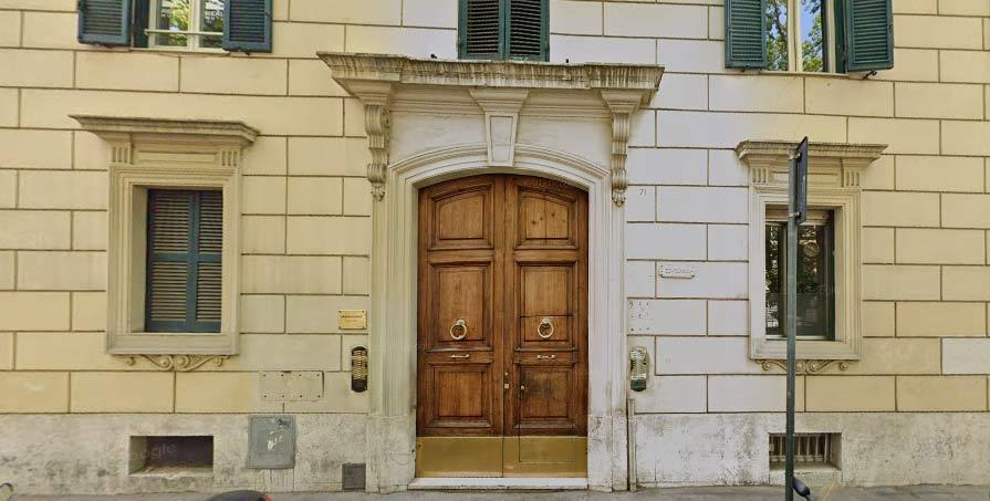 Viale Giulio Cesare 71